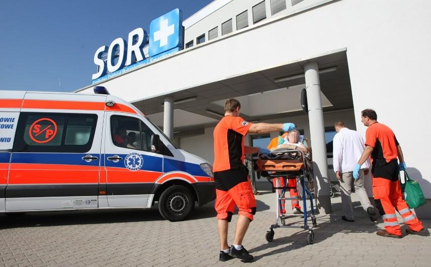 Szpitalny oddział ratunkowy przy ul. Fieldorfa we Wrocławiu
