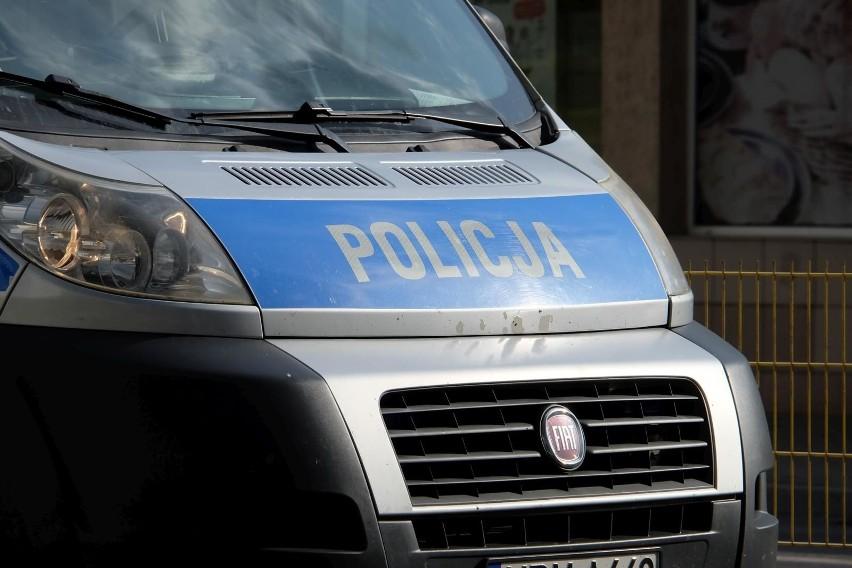 Policja zatrzymała nastolatki dzięki szybkiej reakcji świadka