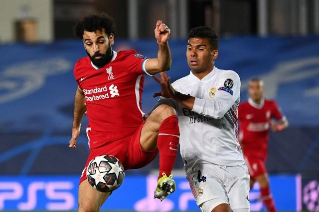 Mohamed Salah i Casemiro