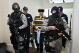 """Bydgoski gangster """"Kadafi"""" oskarżony w Krakowie o próbę porwania biznesmena"""