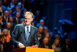 Konwencja Krajowa PO. Tusk: PiS i Kaczyński chcą wyprowadzić Polskę z Unii Europejskiej