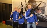 Piłkarze Broni Radom postrzelali w...Fabryce Broni