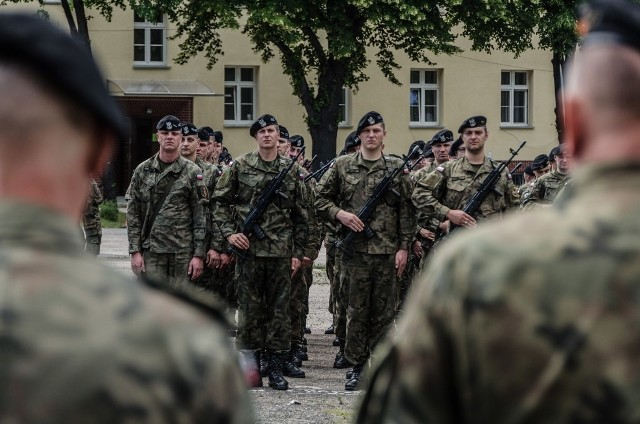Blisko 3 tys. żołnierzy oraz ponad 800 jednostek różnego rodzaju pojazdów i sprzętu wojskowego z Czarnej Dywizji bierze udział, w trwających ćwiczeniach Anakonda 16.