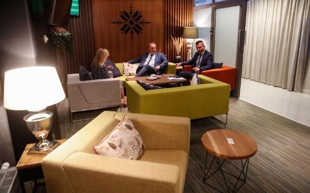 Połączenie z Frankfurtem i otwarcie saloniku VIP to nowa oferta Lotniska w Jasionce.
