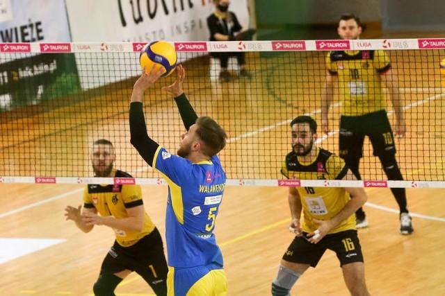 W pierwszej rundzie ekipa LUK Politechniki Lublin pokonała świdniczan w hali MOSiR Bystrzyca 3:0