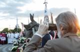 Uroczysta msza w katedrze w 30. rocznicę wizyty Jana Pawła II w Rzeszowie. Biskup poświęcił pomnik w Parku Papieskim [ZDJĘCIA]