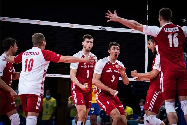 Liga Narodów siatkarzy. Polska zagra z Kanadą, z którą zmierzy się też w Tokio