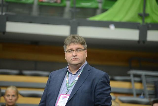 Janusz Jasiński i zarząd Stelmetu BC ma spory problem...