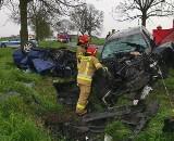 Prokuratura wyjaśnia okoliczności śmiertelnego wypadku koło Rypina