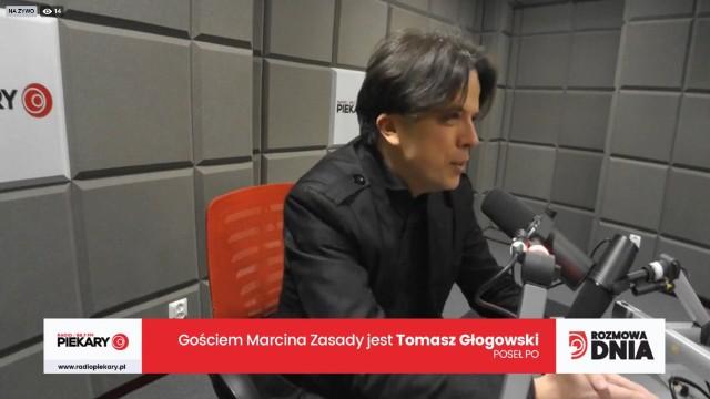 Koronawirus sprawił, że rząd posłuchał opozycji - mówi Tomasz Głogowski, poseł Platformy Obywatelskiej GOŚĆ DNIA DZ i Radia Piekary
