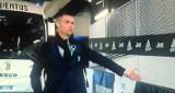 Ronaldo zażartował sobie z koronawirusa i decyzji władz Serie A [WIDEO]
