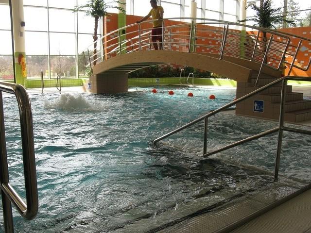 Prezentacja nowego kompleksu basenowego w Bytowie