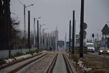 Zgierz: nowe tory tramwajowe dotarły do Kuraka