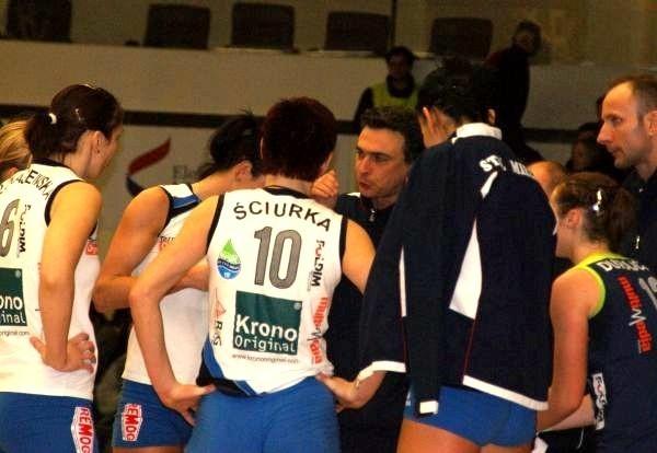 Trener mielczanek Rafał Prus nie krył rozgoryczenia po meczu.