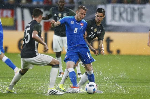 Niemcy - Słowacja 1:3
