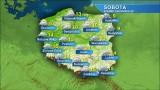 Pogoda na sobotę, 17 września. Dzień z deszczem w całym kraju