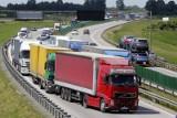 Wypadek na autostradzie A4. Zderzyły się dwa pojazdy