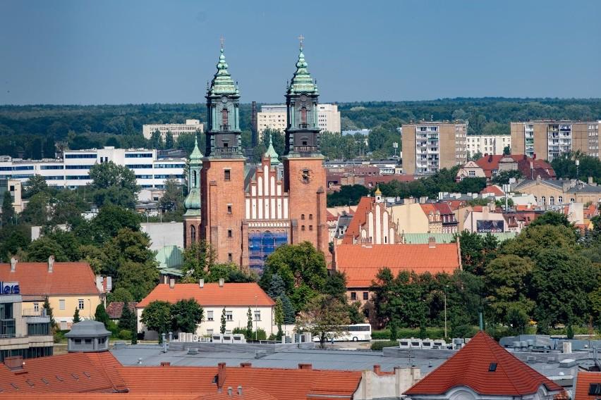 Katedra od wieków jest miejscem pochówku najważniejszych...