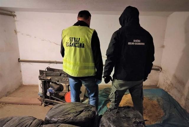 Funkcjonariusze BiOSG i KAS rozbili grupę przestępczą