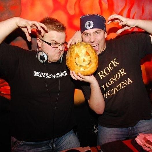 Halloween 2008 w GalaxyPlanet w Kamieniu Śląskim.