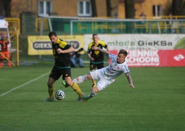 W GKS Katowice najważniejsza jest piłka nożnamarzena bugala- azarko /dziennik zachodni/ polska press