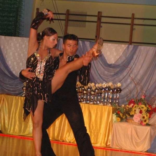Monika Tyrała z Olesna i Mirosław Nędzewicz z Gorzowa Śląskiego w 2007 roku zajęli w Oleśnie 6. miejsce.