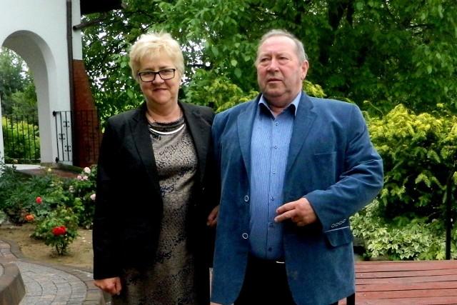 Ewa i Ryszard Kruzińscy prowadzą w Okoninie gospodarstwo, które specjalizuje się w hodowli trzody chlewnej w cyklu zamkniętym