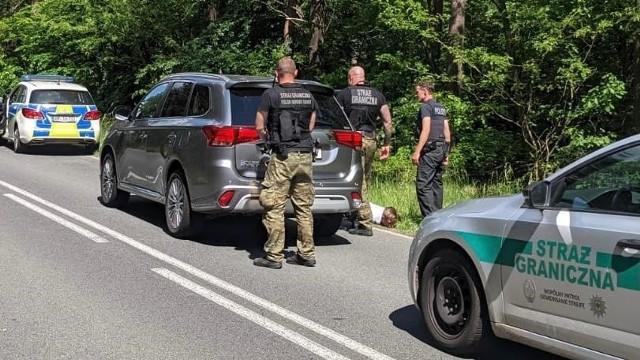 W ciągu jednego dnia Straż Graniczna dwa razy ruszała do pościgu za kierowcami, którzy nie zatrzymali się do kontroli.