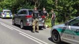 LUBUSKIE Dwa pościgi w ciągu jednego dnia! Odzyskano kradzione auta. Zatrzymano 21 i 22-latka