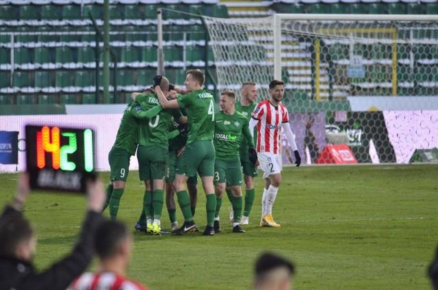 Warta Poznań zna smak zwycięstwa w meczu z Cracovią. W styczniu wygrała z Pasami 1:0