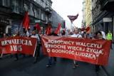 Marsz z okazji Rewolucji 1905 roku [zdjęcia]