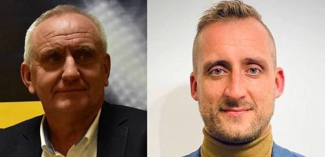 Mirosław Malinowski i Łukasz Korus w sobotę powalczą o funkcję prezesa Świętokrzyskiego Związku Piłki Nożnej.