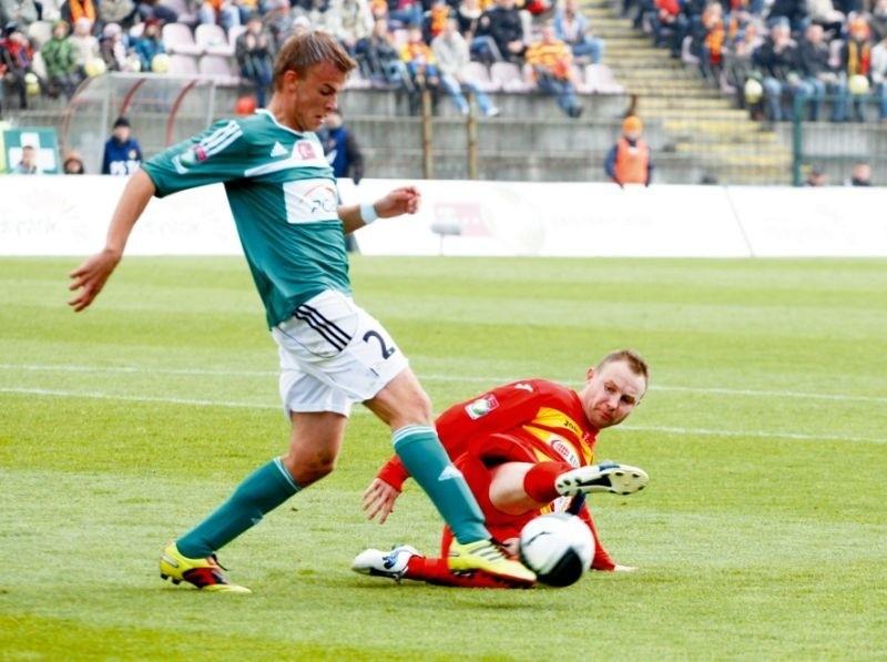 Filip Modelski (nr 2) niedawno grał przeciwko Tomaszowi Frankowskiemu. Niewykluczone, że wkrótce będą klubowymi kolegami.