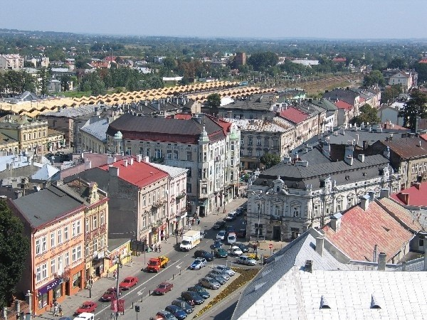 Prawdopodobnie od 1 stycznia powiększą się granice administracyjne Przemyśla.