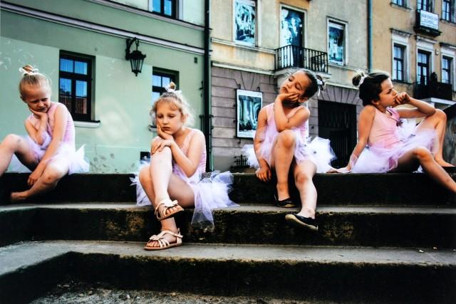 """Jedną z najciekawszych autorek jest Ida Starek (autorka tej fotografii) z Młodzieżowego Domu Kultury """"Pod akacją"""" w Lublinie."""