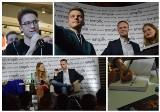 Spotkanie z Cezarym Gutowskim i Aldoną Marciniak autorami książki o Robercie Kubicy w Białymstoku [GALERIA]