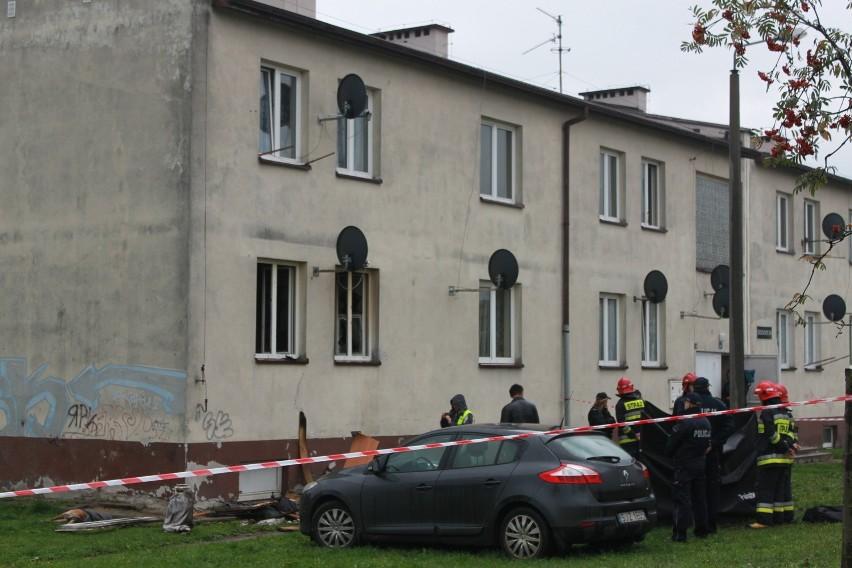 Pożar w Jastrzebiu