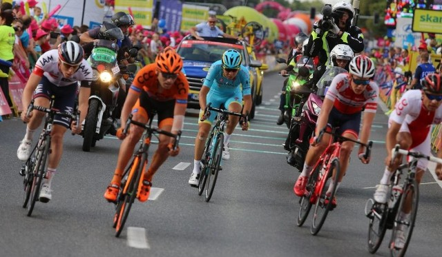Tour de Pologne to sportowe emocje, ale też spore utrudnienia w ruchu
