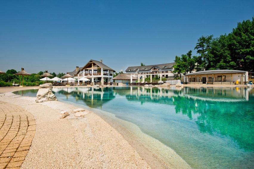 Hawaje na wyciągnięcie ręki... w Molo Resort w Osieku.
