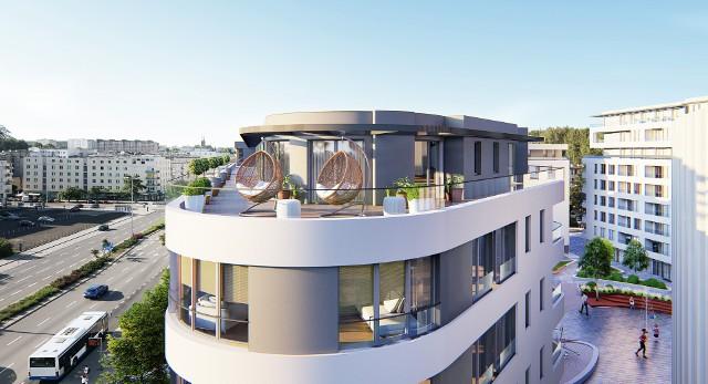 Średnie ceny mieszkań z rynku pierwotnego Gdyni są wysokie m.in, z powodu dużego udziału inwestycji luksusowych w całej ofercie rynkowej.