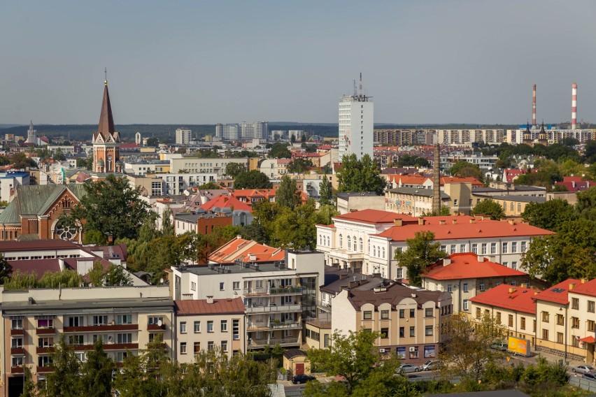 """W Białymstoku 26,67 proc. """"wuzetek"""" dotyczących..."""