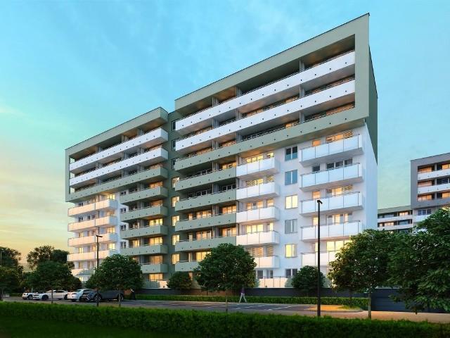 Osiedle Rekreacyjne VIII przy ul. FilipowiczaDostępne mieszkania są sprzedawane w ramach kolejnych etapów popularnej inwestycji na skraju Lasu Solnickiego, realizowanej przez Yuniversal Podlaski.Zainteresowani mogą wybierać pośród 69 mieszkań o powierzchni od 38 do 135 mkw., a w cenie lokatorzy otrzymują komórkę lokatorską. Zakończenie budowy jest zaplanowane na I kwartał 2022 r.Położenie pozwala korzystać z zalet pobliskego lasu, sieci ścieżek rowerowych oraz sprawnie wyjechać na Trasę Niepodległości i - dalej - w kierunku Warszawy. Dojazd do centrum zajmuje ok. 10 min. Deweloper prowadzi też przygotowania do budowy boiska i siłowni na świeżym powietrzu.