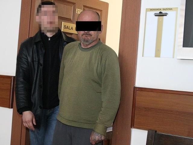 Zatrzymany Leszek D. przyznał się do zabójstwa przy ul. Prostej w Słupsku