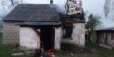 Tragiczny pożar w Mikleszu koło Złoczewa. Starszy mężczyzna zginął w płomieniach