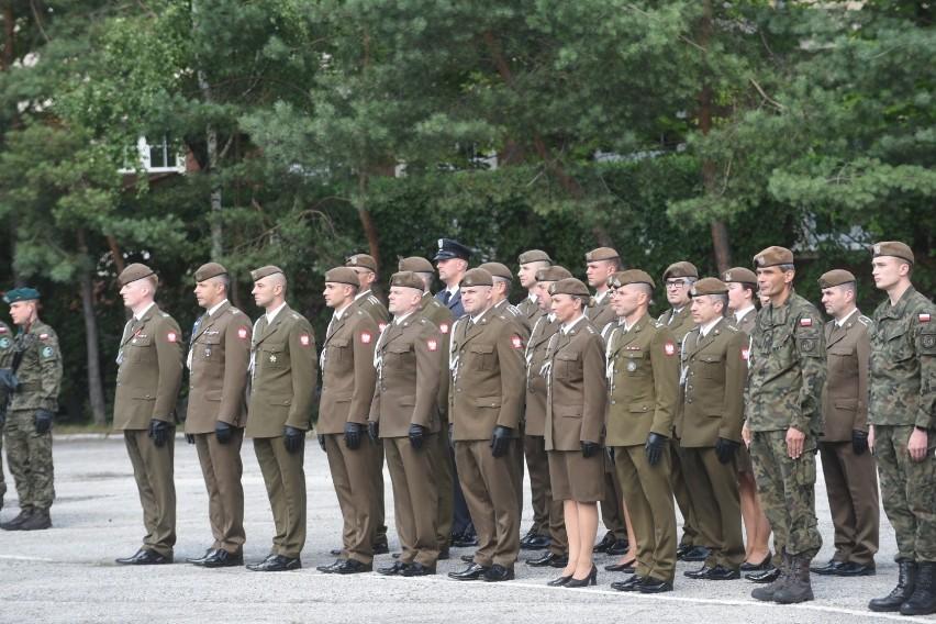 W piątek w Centrum Szkolenia Wojsk Obrony Terytorialnej im....