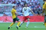 Krychowiak szyty na miarę, Lewandowski spokojny i skuteczny