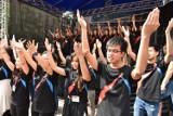 Światowe Dni Młodzieży w Toruniu: Prezentacje artystyczne gości i gospodarzy [zdjęcia]