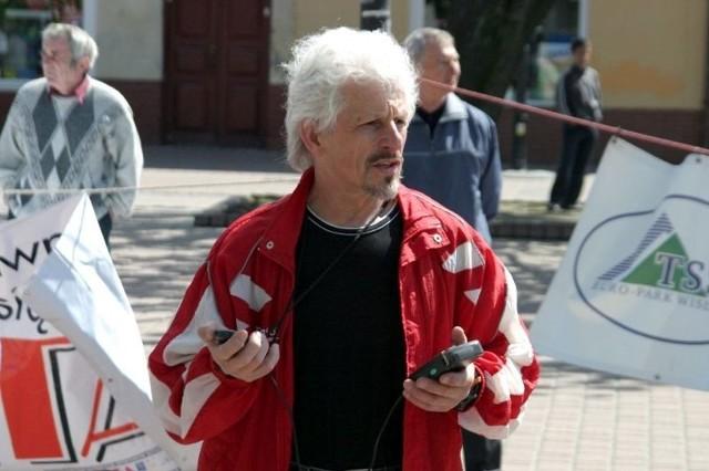 Instruktor biegania w Witarze Tarnobrzeg, Adam Maślanka, startował przed 23 laty w maratonie Bostońskim.