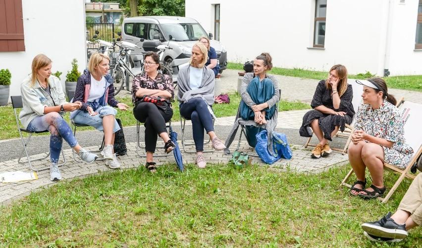 Gdańsk. Mieszkańcy Dolnego Miasta spotkali się z mediatorem. Celem była dyskusja o obawach związanych z partnerstwem publiczno-prywatnym