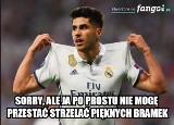 Memy o Real - Barcelona: Asensio, jesteś taki kozak, że kupiłbym ciebie jeszcze raz!